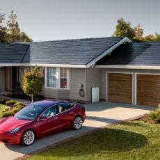 Les toits solaire de Tesla bientôt en Belgique ?